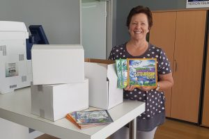 Lorna -The Gladstone Healthy Harbour Partnership