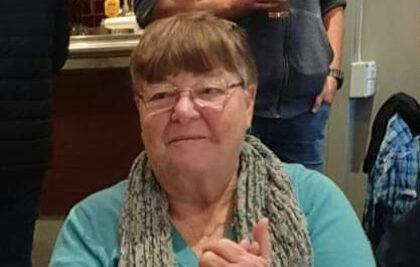 Pamela Talmage, retired